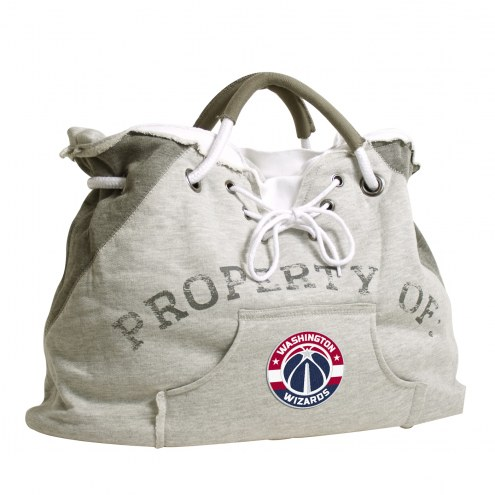 Washington Wizards Hoodie Tote Bag