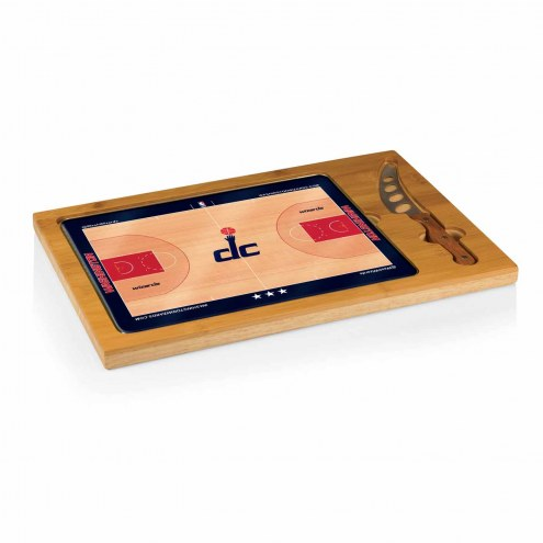 Washington Wizards Icon Cutting Board