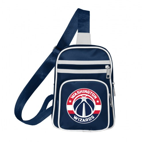 Washington Wizards Mini Cross Sling Bag
