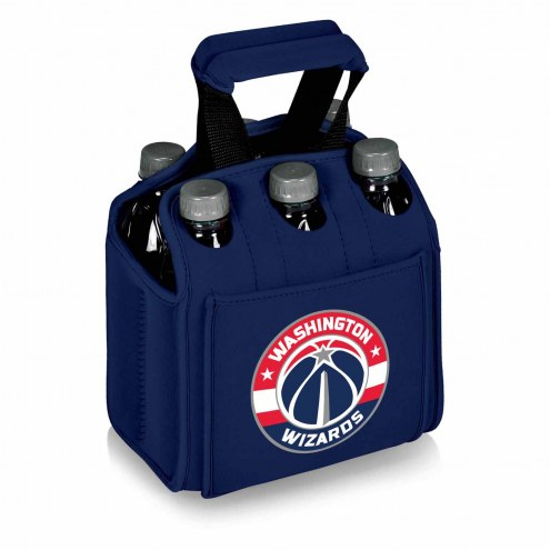 Washington Wizards Navy Six Pack Cooler Tote