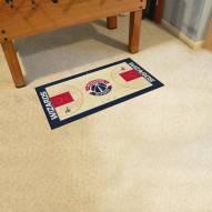 Washington Wizards NBA Court Runner Rug