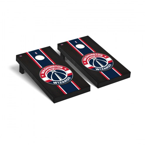 Washington Wizards Onyx Stained Cornhole Game Set
