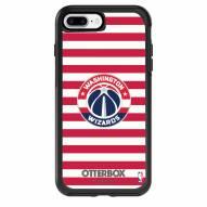 Washington Wizards OtterBox iPhone 8 Plus/7 Plus Symmetry Stripes Case