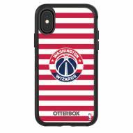 Washington Wizards OtterBox iPhone X/Xs Symmetry Stripes Case
