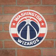 Washington Wizards Outdoor Logo Graphic