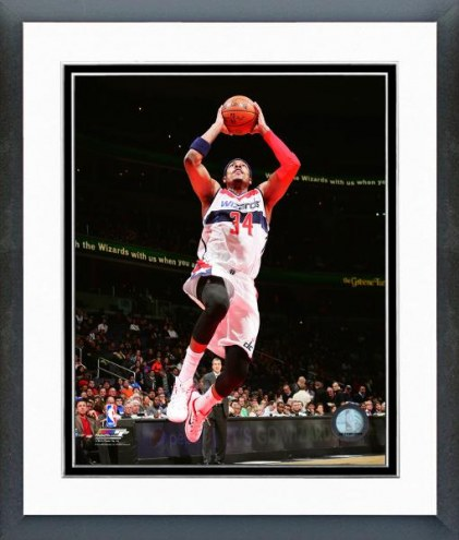Washington Wizards Paul Pierce Action Framed Photo
