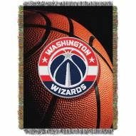 Washington Wizards Photo Real Throw Blanket
