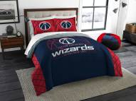 Washington Wizards Reverse Slam Full/Queen Comforter Set