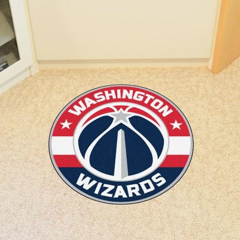 Washington Wizards Rounded Mat