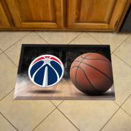 Washington Wizards Scraper Door Mat