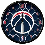 Washington Wizards Team Net Clock
