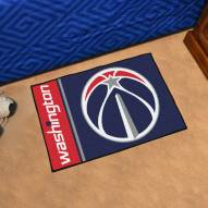 Washington Wizards Uniform Inspired Starter Rug