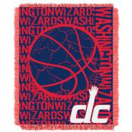 Washington Wizards Woven Jacquard Throw Blanket