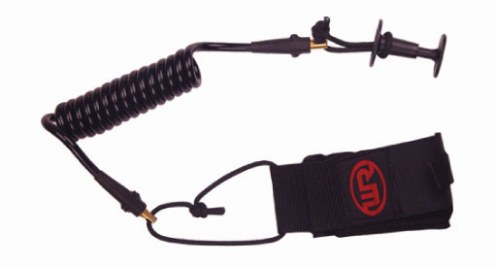 Wave Rebel Pro Coil Bodyboard Leash