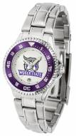 Weber State Wildcats Competitor Steel Women's Watch