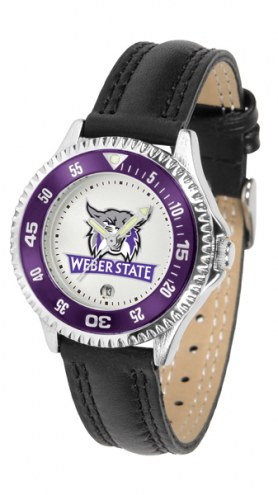Weber State Wildcats Competitor Women's Watch