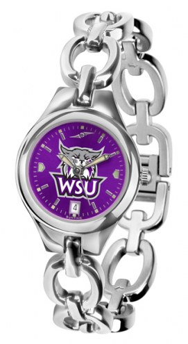Weber State Wildcats Eclipse AnoChrome Women's Watch