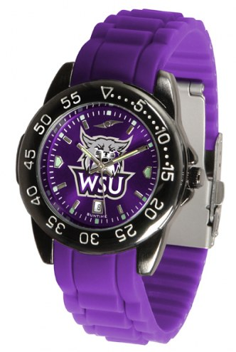 Weber State Wildcats FantomSport AC AnoChrome Men's Watch