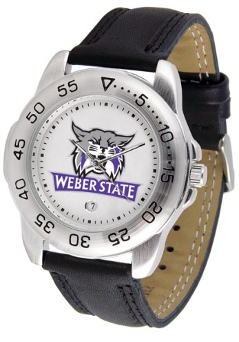 Weber State Wildcats Sport Men's Watch