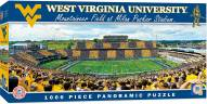 West Virginia Mountaineers 1000 Piece Panoramic Puzzle