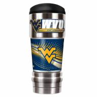 West Virginia Mountaineers 18 oz. MVP Tumbler