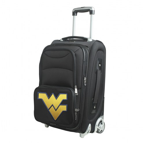 """West Virginia Mountaineers 21"""" Carry-On Luggage"""