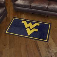 West Virginia Mountaineers 3' x 5' Area Rug