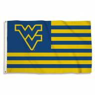 West Virginia Mountaineers 3' x 5' Stripes Flag
