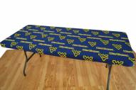 West Virginia Mountaineers 6' Logo Table Cover