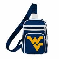 West Virginia Mountaineers Mini Cross Sling Bag