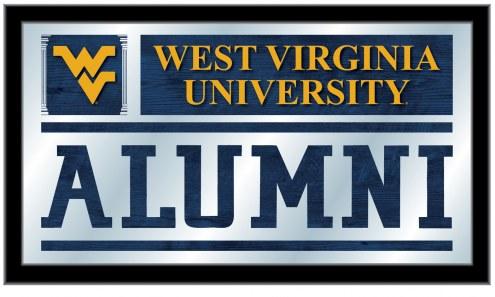 West Virginia Mountaineers Alumni Mirror