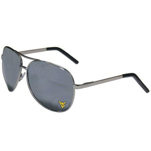 West Virginia Mountaineers Aviator Sunglasses