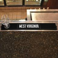 West Virginia Mountaineers Bar Mat