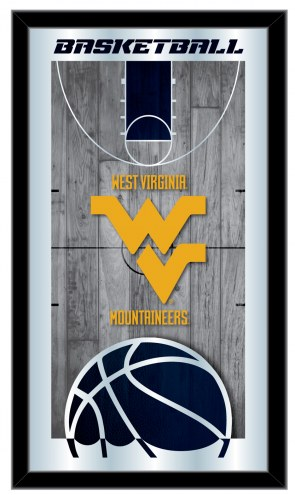 West Virginia Mountaineers Basketball Mirror