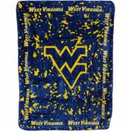 West Virginia Mountaineers Bedspread