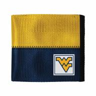 West Virginia Mountaineers Belted BiFold Wallet