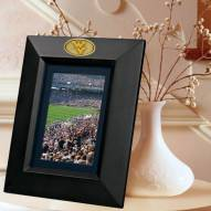West Virginia Mountaineers Black Picture Frame