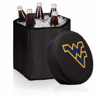 West Virginia Mountaineers Bongo Cooler