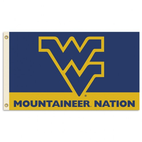 West Virginia Mountaineers NCAA Premium 3' x 5' Flag