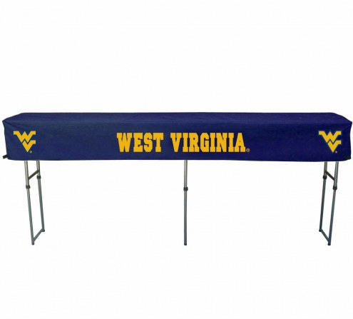 West Virginia Mountaineers Buffet Table & Cover