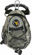West Virginia Mountaineers Camo Mini Day Pack