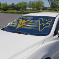West Virginia Mountaineers Car Sun Shade
