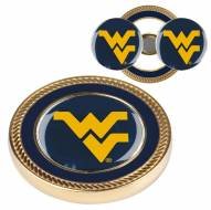 West Virginia Mountaineers Challenge Coin with 2 Ball Markers