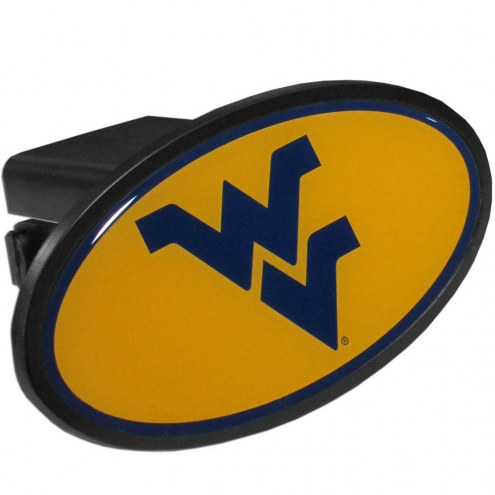 West Virginia Mountaineers Class III Plastic Hitch Cover