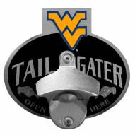 West Virginia Mountaineers Class III Tailgater Hitch Cover