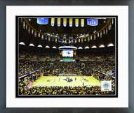 West Virginia Mountaineers Coliseum 2012 Framed Photo