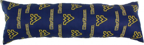 "West Virginia Mountaineers 20"" x 60"" Body Pillow"