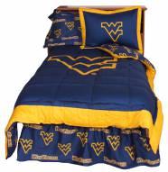 West Virginia Mountaineers Comforter Set