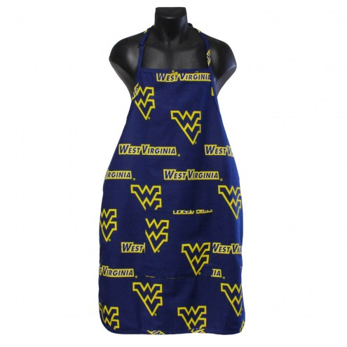 West Virginia Mountaineers Grilling Apron