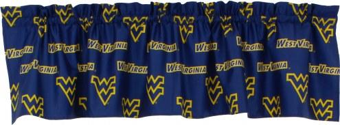 West Virginia Mountaineers Window Valance